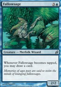 Fallowsage - Lorwyn
