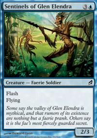 Sentinels of Glen Elendra - Lorwyn