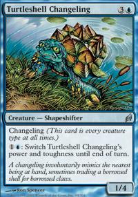 Turtleshell Changeling - Lorwyn