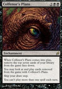 Colfenor's Plans - Lorwyn