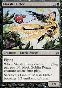 Marsh Flitter - Lorwyn