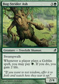 Bog-Strider Ash - Lorwyn