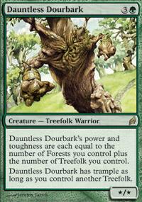 Dauntless Dourbark - Lorwyn