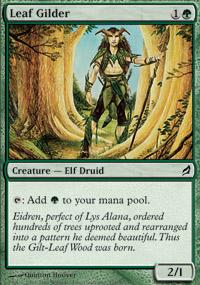 Leaf Gilder - Lorwyn