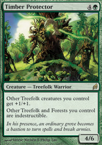 Timber Protector - Lorwyn