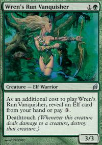 Wren's Run Vanquisher - Lorwyn