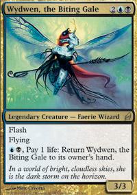 Wydwen, the Biting Gale - Lorwyn