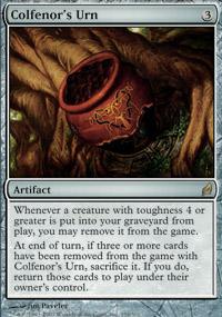Colfenor's Urn - Lorwyn