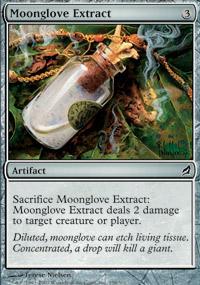 Moonglove Extract - Lorwyn