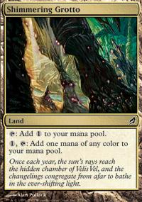 Shimmering Grotto - Lorwyn