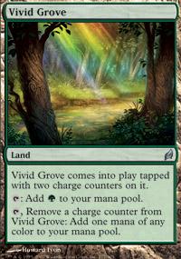 Vivid Grove - Lorwyn