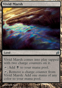 Vivid Marsh - Lorwyn