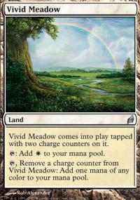 Vivid Meadow - Lorwyn