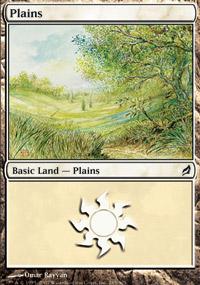 Plains 4 - Lorwyn