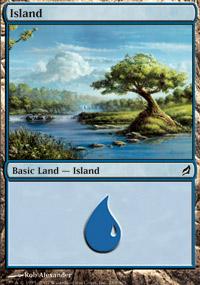 Island 4 - Lorwyn