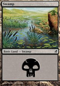 Swamp 3 - Lorwyn