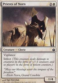 Priests of Norn - Mirrodin Besieged