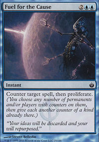 Fuel for the Cause - Mirrodin Besieged