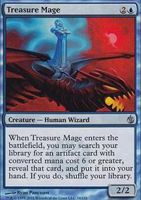 Treasure Mage - Mirrodin Besieged