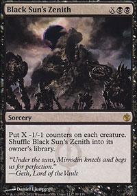Black Sun's Zenith - Mirrodin Besieged