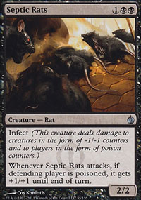 Septic Rats - Mirrodin Besieged