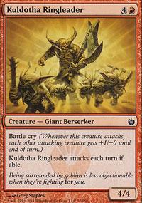 Kuldotha Ringleader - Mirrodin Besieged