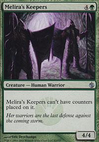 Melira's Keepers - Mirrodin Besieged