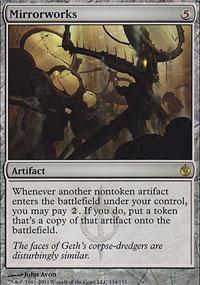Mirrorworks - Mirrodin Besieged