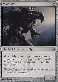 Myr Sire - Mirrodin Besieged