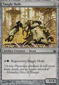 Tangle Hulk - Mirrodin Besieged