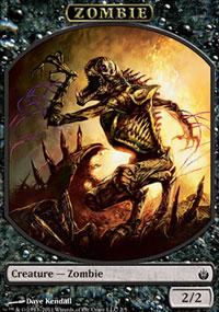 Zombie - Mirrodin Besieged