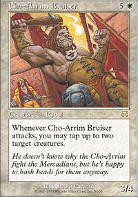 Cho-Arrim Bruiser - Mercadian Masques