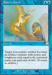 Karn's Touch - Mercadian Masques