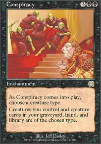 Conspiracy - Mercadian Masques