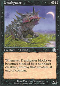 Deathgazer - Mercadian Masques