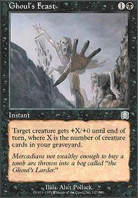 Ghoul's Feast - Mercadian Masques