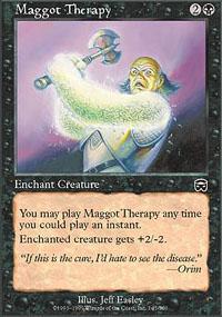 Maggot Therapy - Mercadian Masques