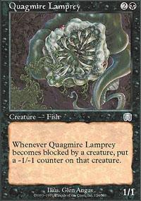 Quagmire Lamprey - Mercadian Masques