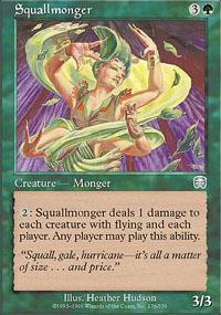Squallmonger - Mercadian Masques