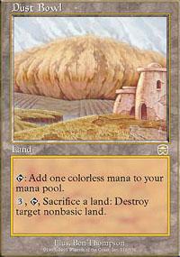 Dust Bowl - Mercadian Masques