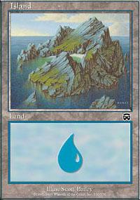 Island 2 - Mercadian Masques