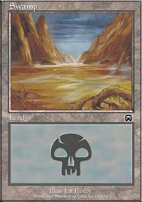 Swamp 1 - Mercadian Masques