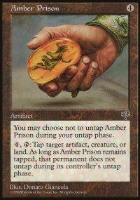 Amber Prison - Mirage