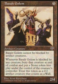 Basalt Golem - Mirage