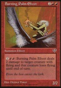 Burning Palm Efreet - Mirage