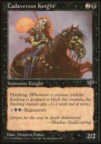 Cadaverous Knight - Mirage