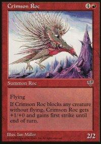 Crimson Roc - Mirage