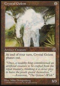 Crystal Golem - Mirage