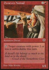 Dwarven Nomad - Mirage
