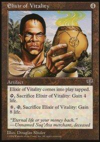 Elixir of Vitality - Mirage